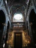 собор siena Стоковые Фото