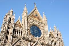 собор siena Стоковое фото RF