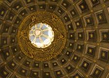 собор siena Стоковые Изображения