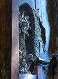 Собор St Барбары, Kutna Hora стоковое фото rf