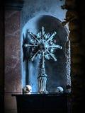 Собор St Барбары, Kutna Hora Стоковые Фото