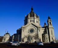 Собор St Паыля Стоковое фото RF