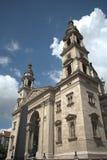 Собор St Стивена, Будапешт, Венгрия Стоковые Фото