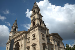 Собор St Стивена, Будапешт, Венгрия Стоковое фото RF