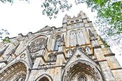 Собор St. John божественное в Нью-Йорке Стоковая Фотография