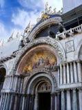Собор St Mark, Венеция, Италия Стоковые Фото
