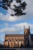 Собор St Mary, Сидней, Австралия - самое большое римско-католический Стоковые Фотографии RF