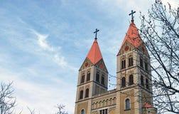 Собор St Michaels Стоковое фото RF