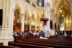 Собор St. Patrick на пасхе 2019 64 стоковое фото