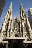 Собор St. Patrick, NY Стоковые Изображения