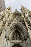 Собор St Patricks стоковое фото rf