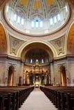 Собор St Paul, Минесота стоковые изображения
