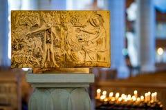 Собор St Peter, Баутцена Стоковое Фото