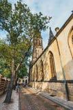 Собор St Peter и Пола, Vysehrad, Праги Стоковое Фото