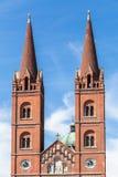 Собор St Peter - Хорватии Стоковые Изображения RF
