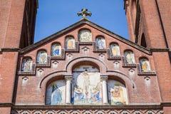 Собор St Peter - Хорватии Стоковые Фотографии RF