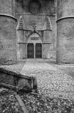 Собор St Pierre, Монпелье Стоковая Фотография