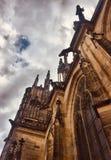 Собор St Vitus стоковые фото