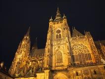 Собор St.Vitus стоковая фотография rf