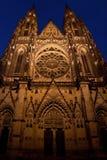 Собор St. Vitus Стоковые Фотографии RF
