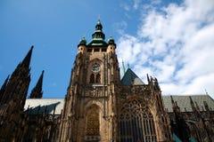 Собор St Vitus Стоковая Фотография RF