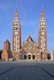 собор szeged Стоковая Фотография