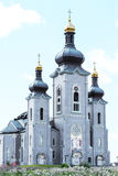 Собор Transfiguration, Cathedraltown markham Канада Стоковая Фотография