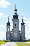 Собор Transfiguration, Cathedraltown markham Стоковое фото RF
