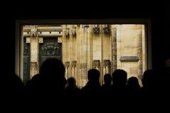 Собор Vitus святой в Праге Стоковая Фотография RF