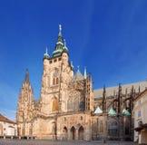 Собор Vitus святой Стоковые Фото