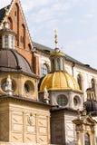 Собор Wawel & x28; Poland& x29; стоковая фотография rf