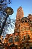собор westminster стоковое изображение rf