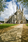 собор winchester Стоковые Фотографии RF