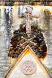Собор XV Cuernavaca Стоковое фото RF