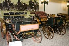 """Собрание автомобиля Schlumpf, на Cité de l """"Национальном музее автомобиля в Мюлузе, Alasace Франции Ла стоковое изображение"""