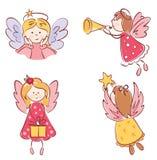 собрание ангелов бесплатная иллюстрация