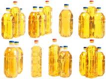 собрание бутылок стоковые изображения