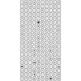 Собрание всеобщих значков иллюстрация вектора
