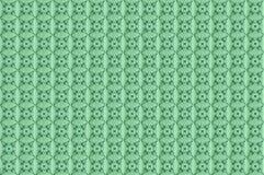 Собрание зеленых плиток картин стоковая фотография
