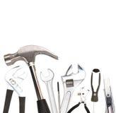 Собрание инструментов на высоком определении Стоковые Изображения RF
