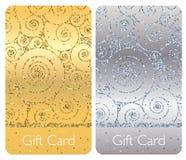 Собрание карточек подарка Бесплатная Иллюстрация