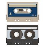 Собрание кассеты Стоковая Фотография RF