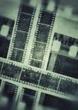 Собрание коллажа прокладки фильма вектора винтажное Стоковое Фото