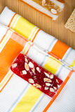 Собрание конфет фасолей и помадок Mawlid Halawa Стоковые Изображения RF