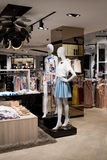 Собрание магазина моды дам стоковые фотографии rf