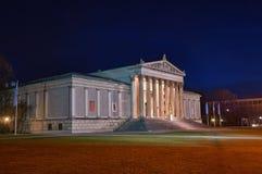Собрание Мюнхена королевское квадратное античное Стоковое Изображение