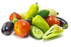 Собрание овощей Стоковые Фото