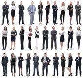 Собрание полнометражных людей стоковое изображение