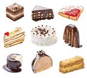 Cream торт Стоковое фото RF