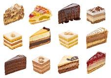 Cream торт Стоковые Фотографии RF